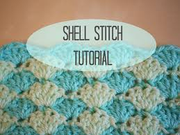 Shell Afghan Crochet Pattern Custom Inspiration Design