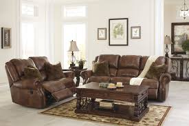 ashley leather living room furniture. Neoteric Ashley Furniture Leather Living Room Sets Buy Walworth Auburn Reclining Set