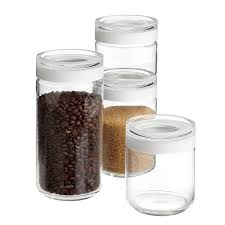 Blanca Glass Canisters by Guzzini ...