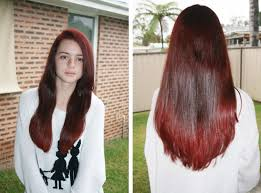 Black To Light Brown Hair Tutorial Hair Dye Tutorial Dark To Light Shades Of Red Now Thats