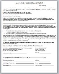 Free Home Sale Contract New How To Fill Out A Sales And Purchase Contract And Assignment