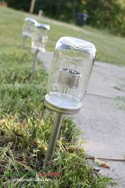 Solar Jars Amandabaitycom Upcycled Mason Jar Solar Lights