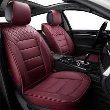 details about luxury pu leather car seat covers universal full seat covers for mercedes benz