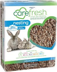 carefresh small animal nesting