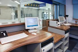 office counters designs. Ticket Office Counter - Interior Equipment Layout And Design. Counters Designs F