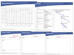 Wall Chart Kit Project Management