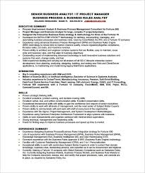 Business Analyst Resumes Senior Business Analyst Resume Sample Business  Analyst Resume Examples Template