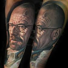 Breaking Bad Tattoos Do You Remember Walter White Tattoo Life
