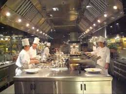 restaurant open kitchen concept. Restaurant Open Kitchen Concept I