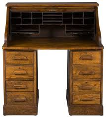 here you get a nice overall look at the open desk the drawerany slots in the desk offer quite a bit of storage and organization