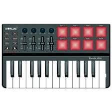 «контроллер Worlde <b>PANDA</b> MINI/<b>MIDI</b> 25/<b>49</b>/61/88» — Досуг и ...