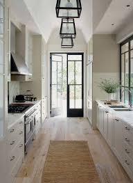 kitchen pantry furniture french windows ikea pantry. Kitchen. Galley Kitchen With Wide Plank Floor And French Doors To Outside. Pantry Furniture Windows Ikea O