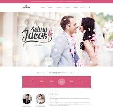 Wedding Wordpress Theme Everline