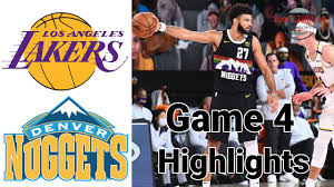 Lakers vs Nuggets HIGHLIGHTS Full Game