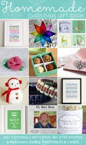 easy homemade gift ideas make inexpensive presents and crafts