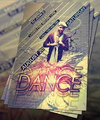 free dance flyer templates download 30 free poster flyer templates in psd ginva