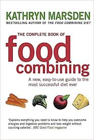 The Complete Book Of Food Combining Kathryn Marsden