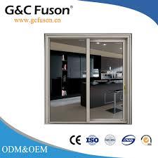 china guangdong aluminium sliding door with mosquito net china sliding door aluminum door