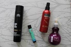 Everything But The Kitchen Sink The Products You Need For Your Hair