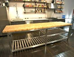 awesome stainless steel kitchen islands carts kitchen cart see more trinity in stainless steel