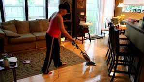 hoover steam mop really cleans