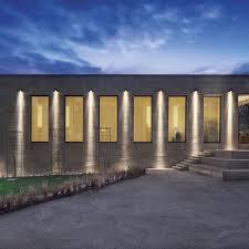 Exterior Wall Accent Lighting Contemporary Wall Light Outdoor Aluminum Led Loft