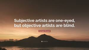 Image result for subjective quotes