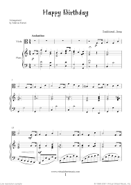 Beginner guitar players should start with the basics and work their way up in song difficulty over time as you become more and more proficient. Free Happy Birthday Sheet Music For Viola And Piano Pdf