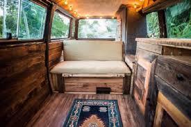Van Interior Design Interesting Decorating
