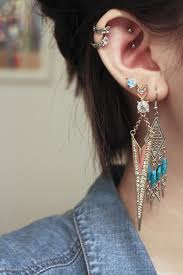 Dream Catcher Helix Earring Jewels arrow arrow earring helix piercing ear piercings ear 83