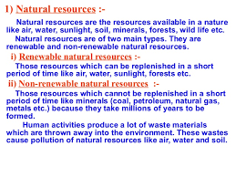 management of natural resources chapter 16management of naturalresources 2