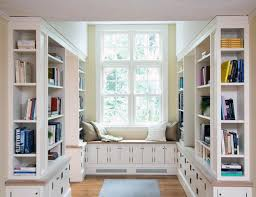 engaging home office design. interiorengaging home library office design floating wooden wall bookshelves white painted amusing engaging e