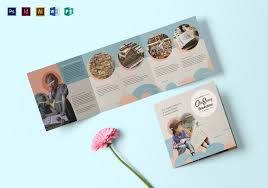 Mini Brochure Design 10 Minimalist Square Brochure Designs Templates Free Premium