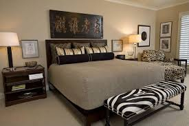 Black And White Zebra Print Bedroom Ideas 2