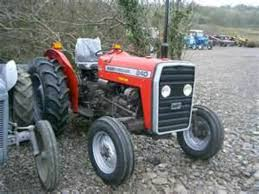 Massey 240 Paint Colors Yesterdays Tractors