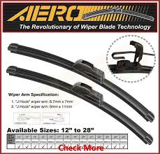 Wiper Blade Refills Size Chart Best Wiper Blades Review 2019 Expert Authority Answer