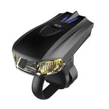 1200mAh <b>Smart Induction Bicycle Front</b> Light Set USB ...