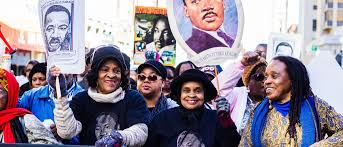 Solidarity and action: Martin Luther King Day 2021