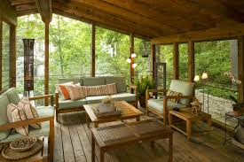 screen porch furniture ideas. Screen Room Decorating Ideas Image Po Al On Outdoor Awesome Back Porch For Home Furniture