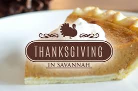 Savannah On Thanksgiving Day Savannah Dream Vacations