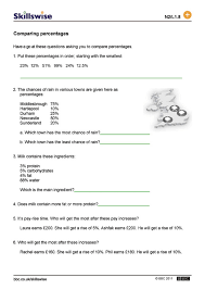 Percent Worksheet Free Worksheets Library | Download and Print ...