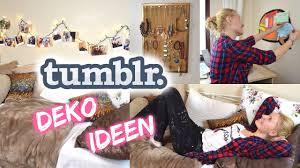 Diy Tumblr Inspirierte Deko Ideen Fürs Zimmer Youtube