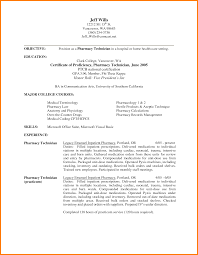 7 Pharmacy Technician Resume Inventory Count Sheet