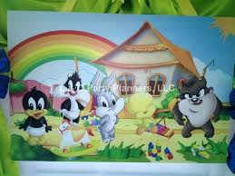 baby looney tunes nursery stuff crib bedding and decorations my shower party ideas accessories