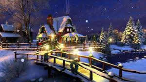 white christmas wallpaper.  Christmas White Christmas 3D Live Wallpaper And Screensaver In A