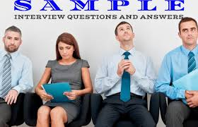 Top 10 Sample Interview Questions And Answers - Wisestep