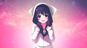 Cute Anime Girls Wallpapers - Wallpaper ...