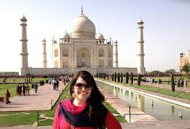 personal experience of ing the taj mahal holiday and travel  natalia at the taj mahal