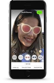 speqs virtual try on app