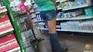 walmart people flashing. Exellent Walmart Sarongs Bras And Flashing Thongs These Are The People Of Walmart Intended O
